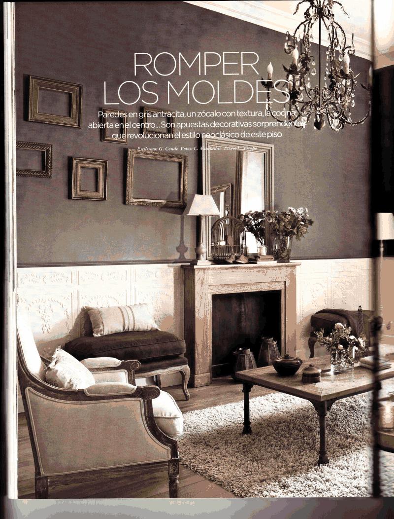 Totpint creando ambientes en la Revista el Mueble