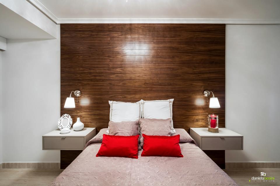 Cabecero diseñado por Daniela Beaini Interiorismo