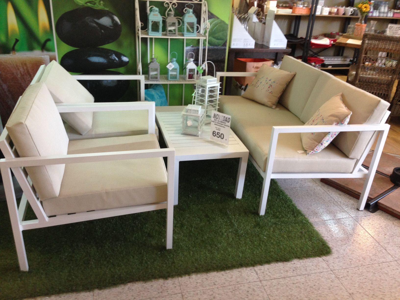 mobiliario de jardín 2