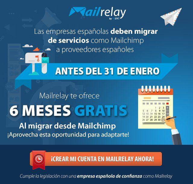 migrar-mailchimp a mailrelay